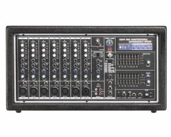 Topp Pro - 10 Kanal Efektli/MP3 Çalar Power Mixer