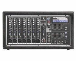 Topp Pro - 10 Kanal Efektli/MP3 Çalar Power Mixer