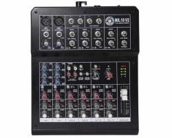 Topp Pro - 10 Kanal USB Deck Mixer
