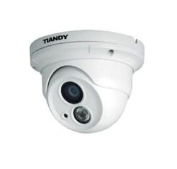 Tiandy - 1.0MP 4.0mm Lens 1 ARRAY Led IR Dome İP Kamera