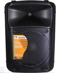 Westa - 12' 600 Watt Plastik Kabin Hoparlör