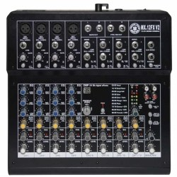 Topp Pro - 12 Kanal Efektli Deck Mixer