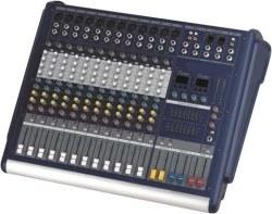 Westa - 12CH 2X350 Watt Power Mikser