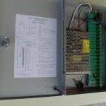 Mervesan - Mervesan/12vdc 10a 16 Port Akü Şarj Cctv Kamera Sistem Güç Kaynağı/Ms-Cctv-16p-Ups