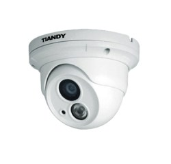Tiandy - 1.3 MP 4.0mm ARRAY Led IR Dome IP Kamera