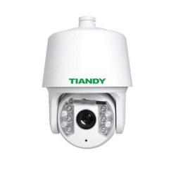 Tiandy - 1.3MP 20X Optik Zoom WDR IR IP Speed Dome Kamera