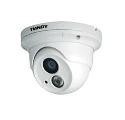 Tiandy - 1.3MP 2.8mm Lens 1 ARRAY Led IR Dome İP Kamera