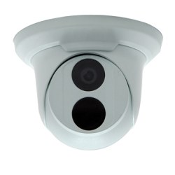 Dcode - 1.3MP 2.8mm Lens 30Mt. IR Dome IP Kamera