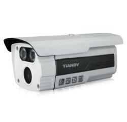 Tiandy - 1.3MP 4.0mm Lens 2 ARRAY Led IR Bullet IP Kamera