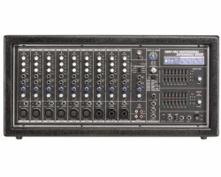 Topp Pro - 14 Kanal Efektli/MP3 Çalar Power Mixer