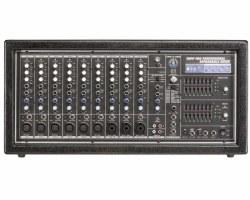 Topp Pro - 14 Kanal Efektli/MP3 Çalar Power Mixer