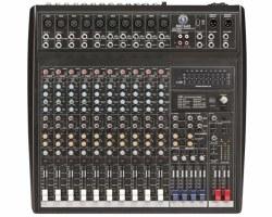 Topp Pro - 16 Kanal DSP+EQ Deck Mixer