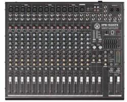 Topp Pro - 16 Kanal Efektli Power Mixer