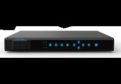 Neutron - 16 Kanal FullHD 8 PoE 2xSata NVR