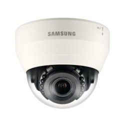 Samsung - 2.0MP 2.8~12mm Lens SD Kart 15Mt. IR Dome İP Kamera
