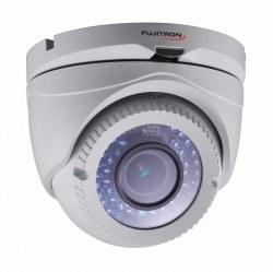 Fujitron - 2.0MP 2.8~12mm Motorize 40Mt. IR Dome HD-TVI Kamera