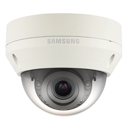 Samsung - 2.0MP 2.8~12mm VandalProof SD Kart 30Mt. IR Dome İP Kamera