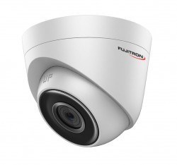 Fujitron - 2.0MP 2.8mm Lens 30Mt. IR Dome IP Kamera