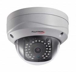 Fujitron - 2.0MP 2.8mm Lens Sesli Girişli Vandal-Proof 30Mt. IP IR Dome Kamera