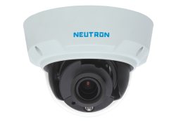 Neutron - 2.0MP 3.0~10.5mm Lens 30Mt. IR Mes. IP Dome Kamera