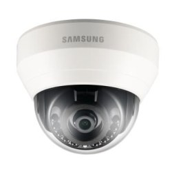 Samsung - 2.0MP 3.6mm Lens Ses+SD Kart Akıllı Analiz 15Mt. IR İP Dome Kamera
