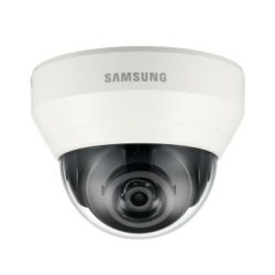Samsung - 2.0MP 3.6mm Lens Ses+SD Kart Akıllı Analiz İP Dome Kamera