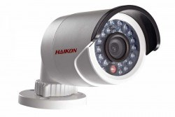 Haikon - 2.0MP 4.0mm Lens SD Kart+Wi-Fi 30Mt. IR Mes.IR Bullet Kamera