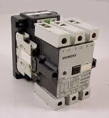 Siemens - 22kw- 55a- Üç Fazlı- Güç Kontaktörü- 230v Ac- 2no 2nc- Boy 3