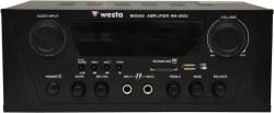 Westa - 2x15 Watt USB Okuyuculu Stereo Amfi