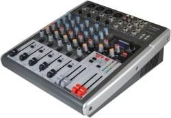 Westa - 2X200 Watt 16 DSP Efect 6 Kanal Mixer