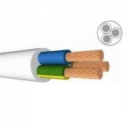 3g1,5 Ttr Mm2 H05vv-F 300/500v Beyaz Kablo