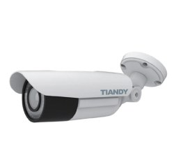 Tiandy - 3.0MP 2.8~12mm Lens Sesli 54 Led IR Bullet IP Kamera