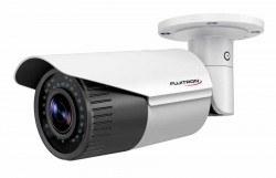 Fujitron - 3.0MP 2.8~12mm Varifocal 30Mt. IR Bullet IP Kamera