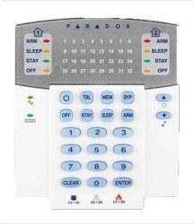 Paradox - 32 Zon Kablosuz Led Keypad