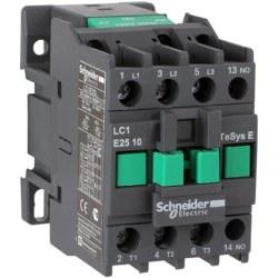 Schneider Electric - Schneider/3kutup Kontaktor Tvs 1na 11kw 220vac/Lc1e2510m5