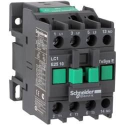 Schneider-3kutup Kontaktor Tvs 1nk 5.5kw-Lc1e1201b5 - Thumbnail