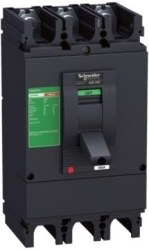 Schneider Electric - Schneider/3 Kutuplu 30 Ka 220/240 V100 A Mccb Kompakt Şalter/Ezc100h3100