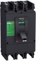 Schneider Electric - Schneider/3 Kutuplu 36 Ka 220/240 V125 A Mccb Kompakt Şalter/Ezc250h3125