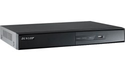 Dunlop - 4 Kanal 1080P 1xSata HD-TVI Kayıt Cihazı