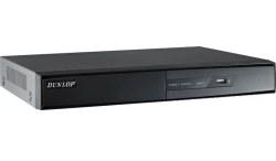 Dunlop - 4 Kanal 720P 1xSata HD-TVI & AHD DVR Kayıt Cihazı