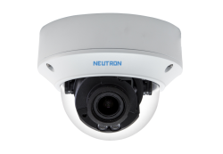 Neutron - 4.0MP 2.8~12.0mm V.Focal Lens 20Mt. IR Mes. İP IR Dome Kamera