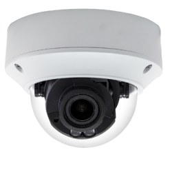 Dcode - 4.0MP 2.8~12mm Motorize Lens 30Mt. IR Dome IP Kamera