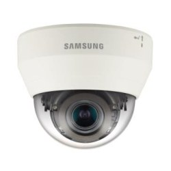 Samsung - 4.0MP 2.8~12mm Motorize SD Kart 20Mt. IR Dome İP Kamera