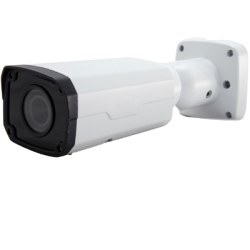 Dcode - 4.0MP 2.8~12mm Varifocal Lens 30Mt. IR IP Bullet Kamera