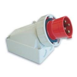 Mete Enerji - Mete Enerji 4x63a Ip67 Duvar Fısı -Eğik Gövdelı-/ T24545
