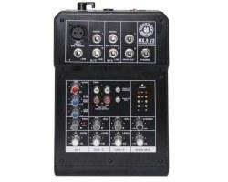 Topp Pro - 5 Kanal Deck Mixer