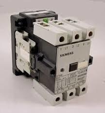 Siemens - 45kw- 85a- Üç Fazlı- Güç Kontaktörü- 230v Ac- 2no 2nc- Boy 4