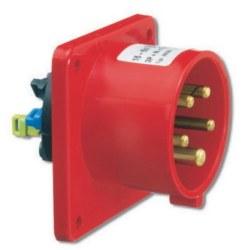 Mete Enerji - Mete Enerji 5x16a Ip44 Makıne Fısı -Düz-/ T282001