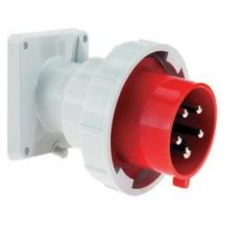 Mete Enerji - Mete Enerji 5x32a Ip67 Makıne Fısı -Eğik- ((Vidalı Bağ))/ T27285v