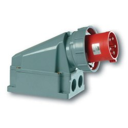 Mete Enerji - Mete Enerji 5x63a Ip67 Duvar Fısı -Eğik Gövdelı-/ 406322